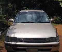 Toyota Corolla EE 100R 1993