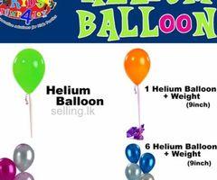 Helium Balloon By KIDS JUMP 4 JOY