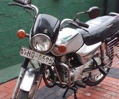 Bajaj boxer CT Deluxe bike for sale