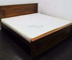 TEAK-Box Bed 3'x6'
