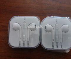 Apple hands free