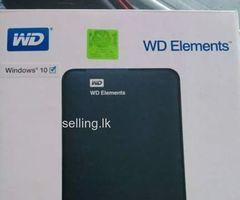 WD 1TB EXTERNAL HDD