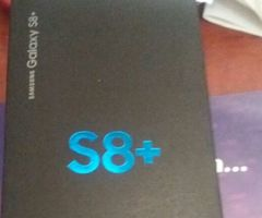 Samsung S8 Plus Phone for sale