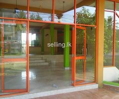 commercial building for rent.