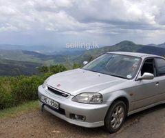 Honda Ek3 VIRS
