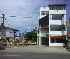 Negombo town business building