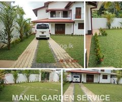 MANEL GARDEN SERVICES GRASS & INTERLOCK