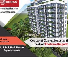Apartment for Sale at Thalawatugoda