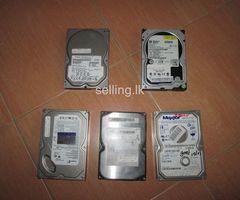 40 GB IDE Harddisk