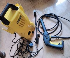 Water high pressure / Vacuum cleaner / tool box