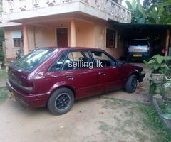 Mazda Familia- Hatch Bag For sale