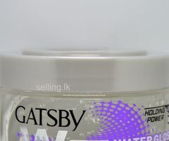 Gatsby Hair Gel -Holding power level 2