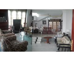 Two story House near University of Moratuwa