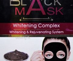 Black Mask - Aichun Beauty Black Mask Whitening Complex