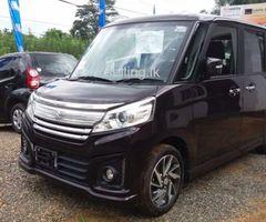 Suzuki Spacia  2015