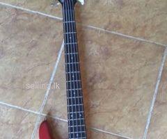 bass gutar / 18 b&c speakor / yamaha P2150 amp / peavey CS 800s amp