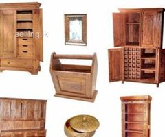 Used wood furniture from Rs 4000