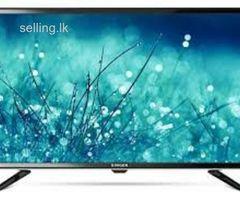 VIsta 55 inch smart television/singer
