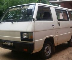 Mitsubishi L300 (Delica) Use like Lorry & Home Uses