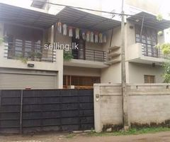 Two Stories House for Sale at Wanatha Road, Gangodawila, Nugegoda