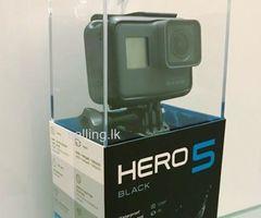Brand New GoPro Hero 5 Action camera (Black)