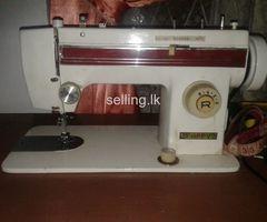 zig zag sewing meshing