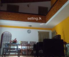 Two Storied House for sale in Biyagama