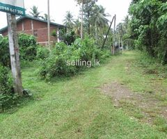 Land for sale near Aththanagalla Raja Maha Viharaya, Gampaha