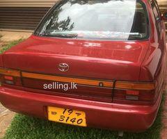 Toyota AE 100