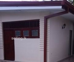 Annex for Rent in Malabe Town