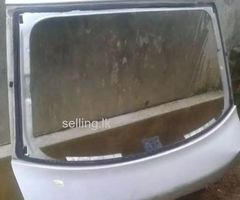 hyundai accent 2001- hatchback door