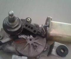 hyundai accent 2001- back wiper motor