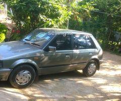 Daihatsu Charade, G-11  Car For Sale