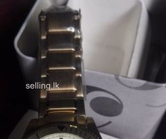 Fossil  Men's Watch Gold Tone