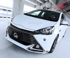 Brand New Toyota Aqua G's 2016/11