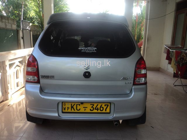 Suzuki Alto Sports Car For Sale