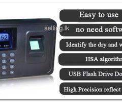 Biometric Fingerprint Time Attendance Recorder / machine / system