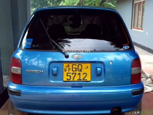 Nissan March 1999