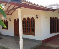 House for Rent in Bentota