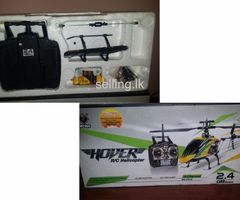 RC Toys WLtoys V912 2.4GHz Hover Helicopter