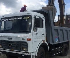 Tata tipper for sall