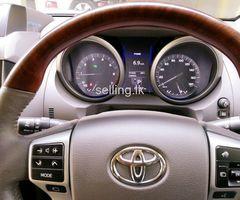 Toyota Land Cruiser TRJ 150