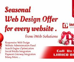 Seasonal Web Design Offer