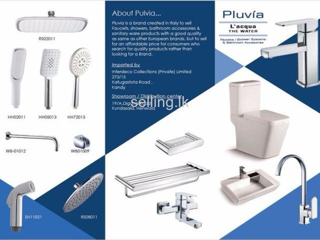 Pluvia Bathroom Fittings Kandy - selling.lk in Sri Lanka