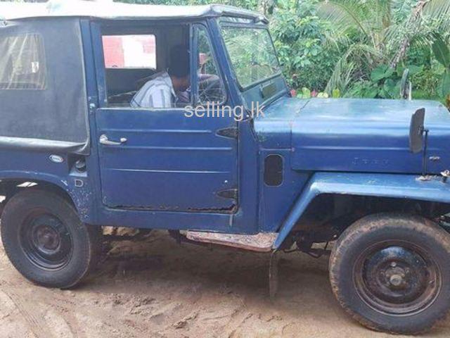 Jeep For Sale Sri Lanka: 4dr5 Jeep For Sale Talawa
