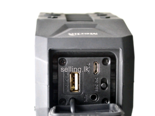 Merlin Bluetooth Waterproof Sound Box