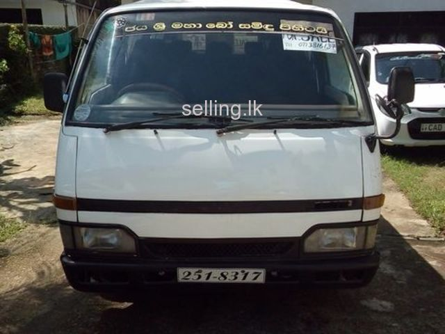 3104a896299520 Isuzu fargo van Boralesgamuwa - selling.lk - Cars