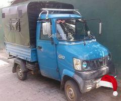 Mahindra Gio truck lorry