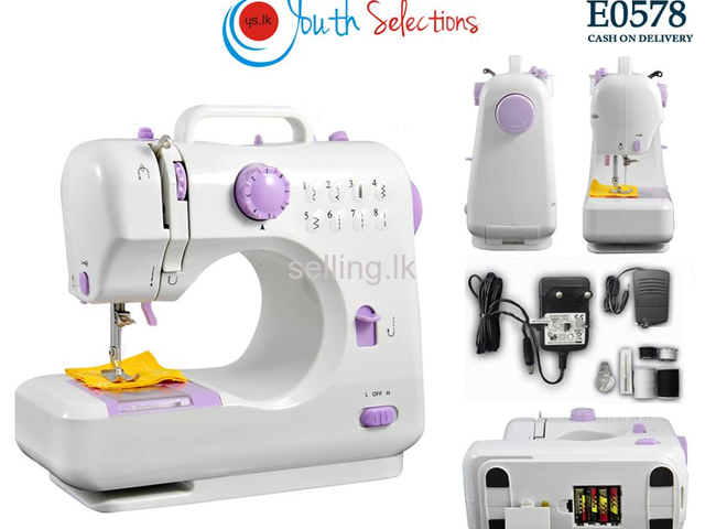 Electric Sewing Machine Multifunction 12 Stitches