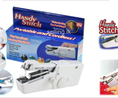 Portable Stitch Hand Held Sewing Machine